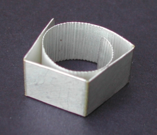 ring - zilver - 1984