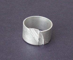 ring - zilver - 1987